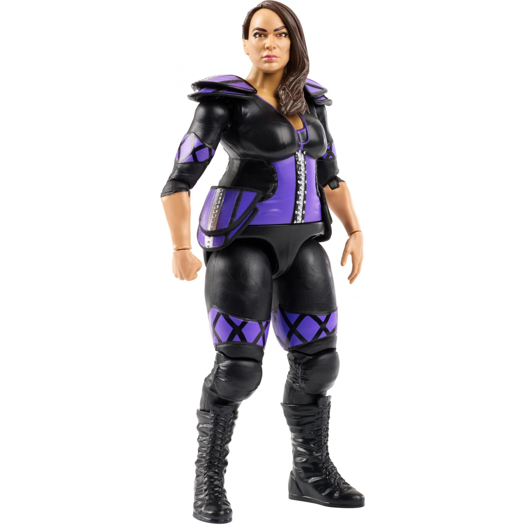 WWE Series # 79 Nia Jax 6-inch Scale Action Figure