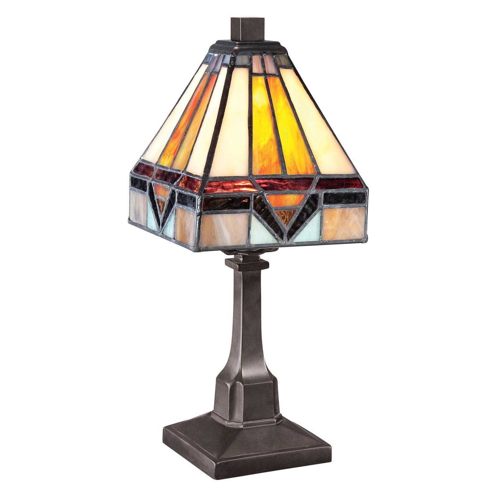 Quoizel TF1021TVB Tiffany Table Lamp