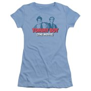 Tommy Boy Logo Juniors Short Sleeve Shirt