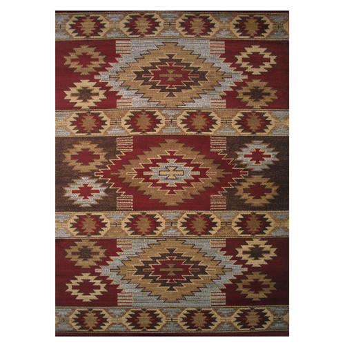 2 ft. Polypropylene Area Rug (4 ft. L x 2 ft. W (2.5 lbs.))