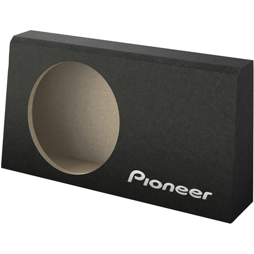 """Pioneer UD-SW250T 10"""" Frontfiring Enclosure for the TS-SW2502S4 Subwoofer"""
