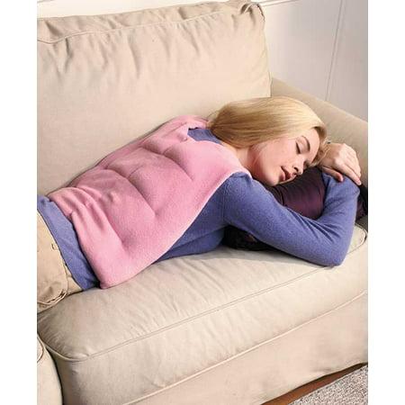Pink Hot/Cold Herbal Back Comfort Pack (Herbal Heat Packs Eye Cover)