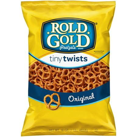 Rold Gold Tiny Pretzel Twists, 16 Oz.
