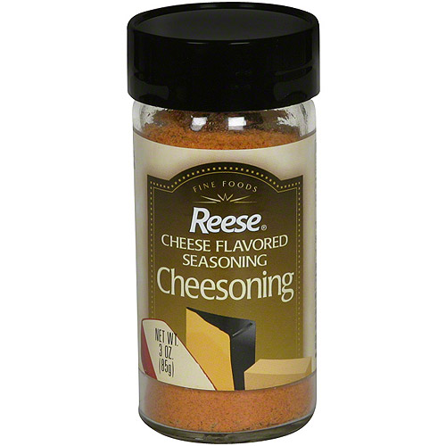 Reese Cheesoning Seasoning, 3 oz (Pack of 6)