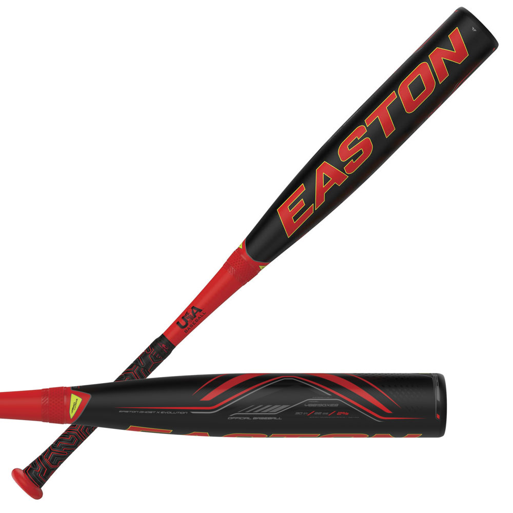 Easton Ghost X Evolution USA Baseball Bat, 30