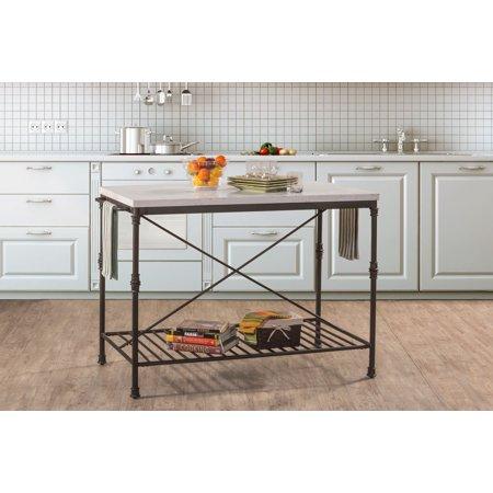 Hillsdale Furniture Castille Kitchen Island