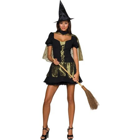 Wicked Witch of the West Adult Halloween Costume - Wicked West Halloween Ghost Town