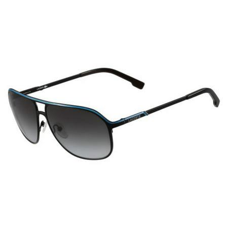 Sunglasses LACOSTE L 139 SB 001 SATIN (Lacoste Aviators)