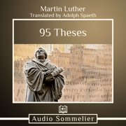 95 Theses - Audiobook