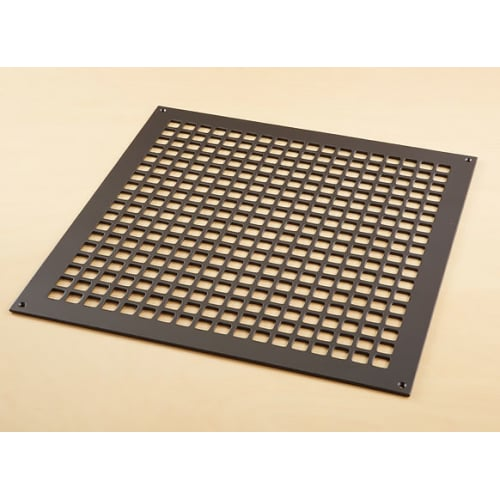 "Reggio Registers G2020-SH Grid Series 18"" x 18"" Grille with Mounting Holes"
