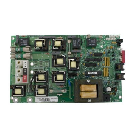 Balboa Circuit Board - Balboa 52295-01 Generic Spa Circuit Board 2000LE Digital 52295