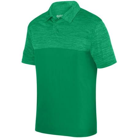 (Augusta Sportswear Men's Shadow Tonal Heather Sport Shirt 5412)