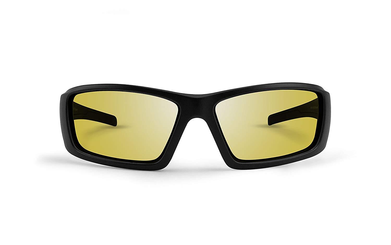 1bc02b1fdd Epoch Eyewear - New Epoch Eyewear 3 Sporty Black Full Frame Sunglasses -  Walmart.com