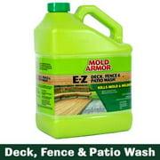 MOLD ARMOR E-Z Deck, Fence and Patio Wash - 1 Gallon