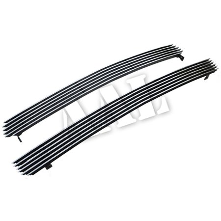 2002 Chevy Suburban - AAL REPLACEMENT BILLET GRILLE / GRILL INSERT For 2000 2001 2002 2003 2004 2005 2006 CHEVY SUBURBAN 2PCS UPPER REPLACEMENT