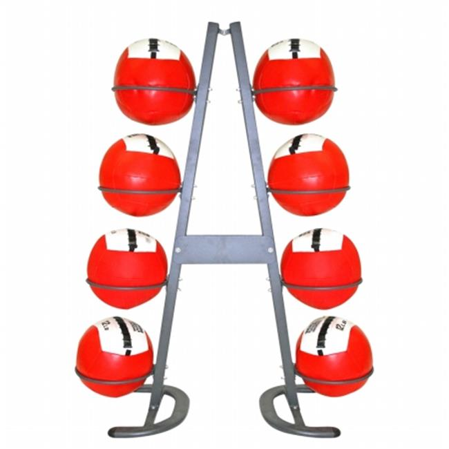 Power Systems 24025 MEGA Medicine Ball Storage Rack