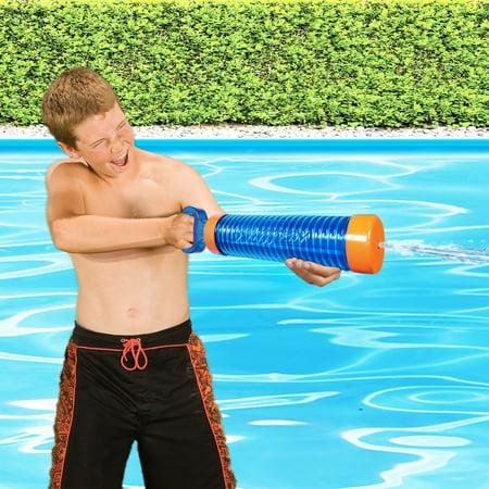 Cool Water Guns (Banzai 12'' Aqua Shot High Velocity Water Blaster)