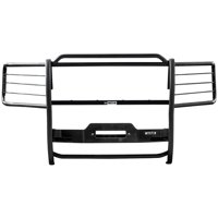 Westin 2017-2018 Ford F-250/350 Sportsman Winch Mount Grille Guard - Black