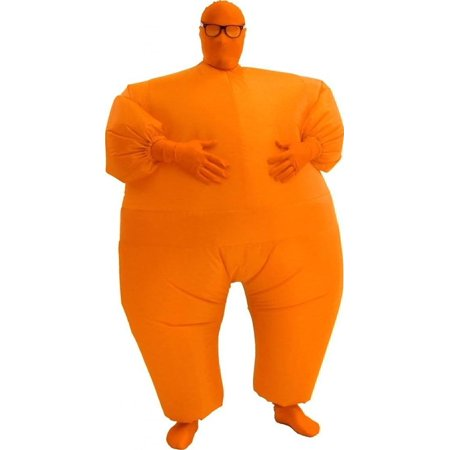 Inflatable Chub Suit Costume - Green Morphsuit Costume Ideas