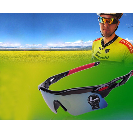 21a9c08a44e NOVADAB - Novadab Tour De France Ultra-Stylish Polarized Sporty Sunglasses  - Walmart.com