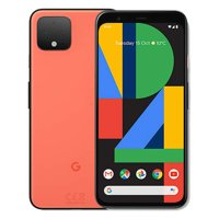 Google Pixel 4 G020M 64GB 5.7 inch Android (GSM Only, No CDMA) Factory Unlocked 4G/LTE Smartphone - International Version (Oh So Orange)