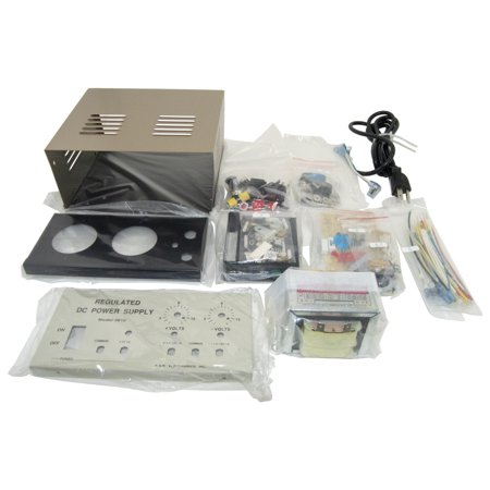 DC Power Supply, DIY Kit Version - Assembly Required (Kit Requires Assembly)