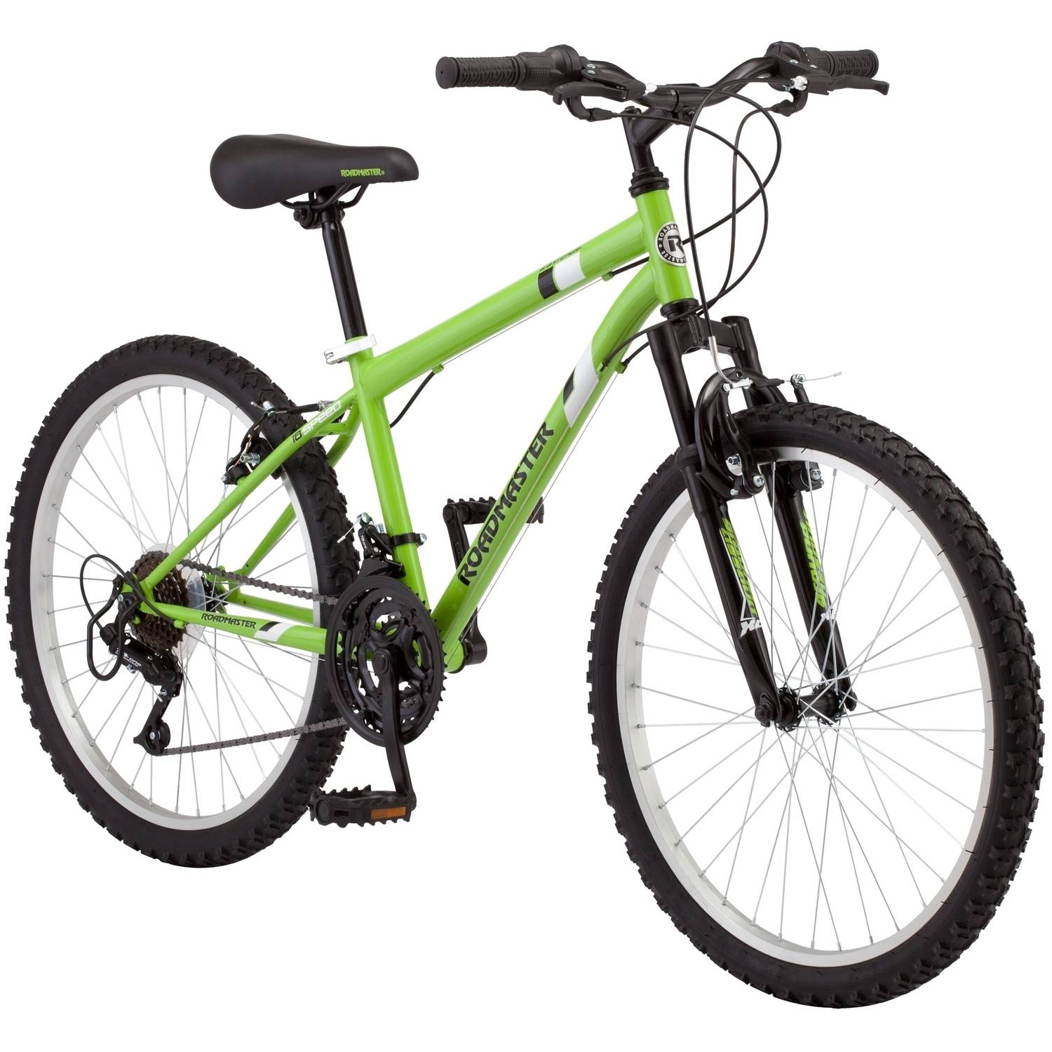 "24"" Roadmaster Granite Peak Boys' Bike, Multiple Colors by Pacific Cycle"