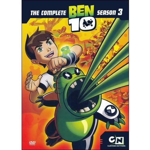 Ben 10: The Complete Season 3 (Full Frame)