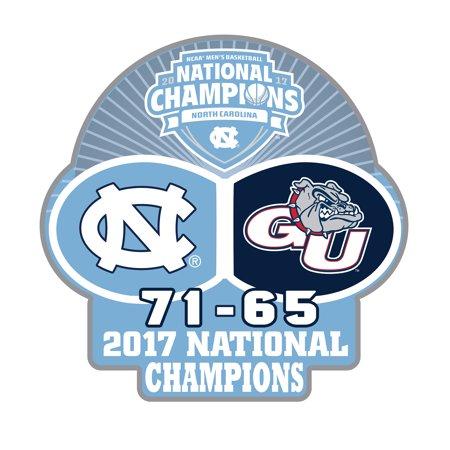 North Carolina Tar Heels 2017 NCAA Men