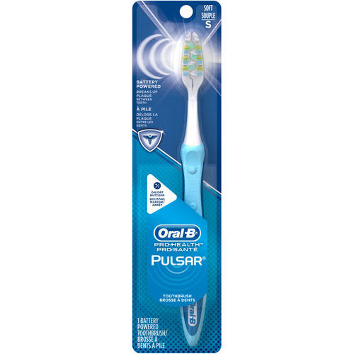 Oral-B® Pro-Health™ Pulsar® Soft Battery Powered Toothbrush