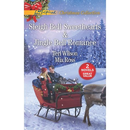 Sleigh Bell Sweethearts and Jingle Bell Romance : An (Sweet Sleigh)