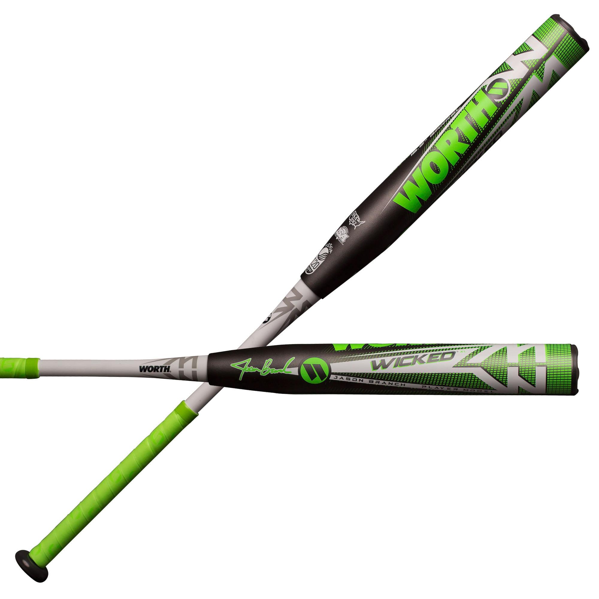 Worth Wicked XL Jason Branch USSSA WKJBMU Slowpitch Softball Bat