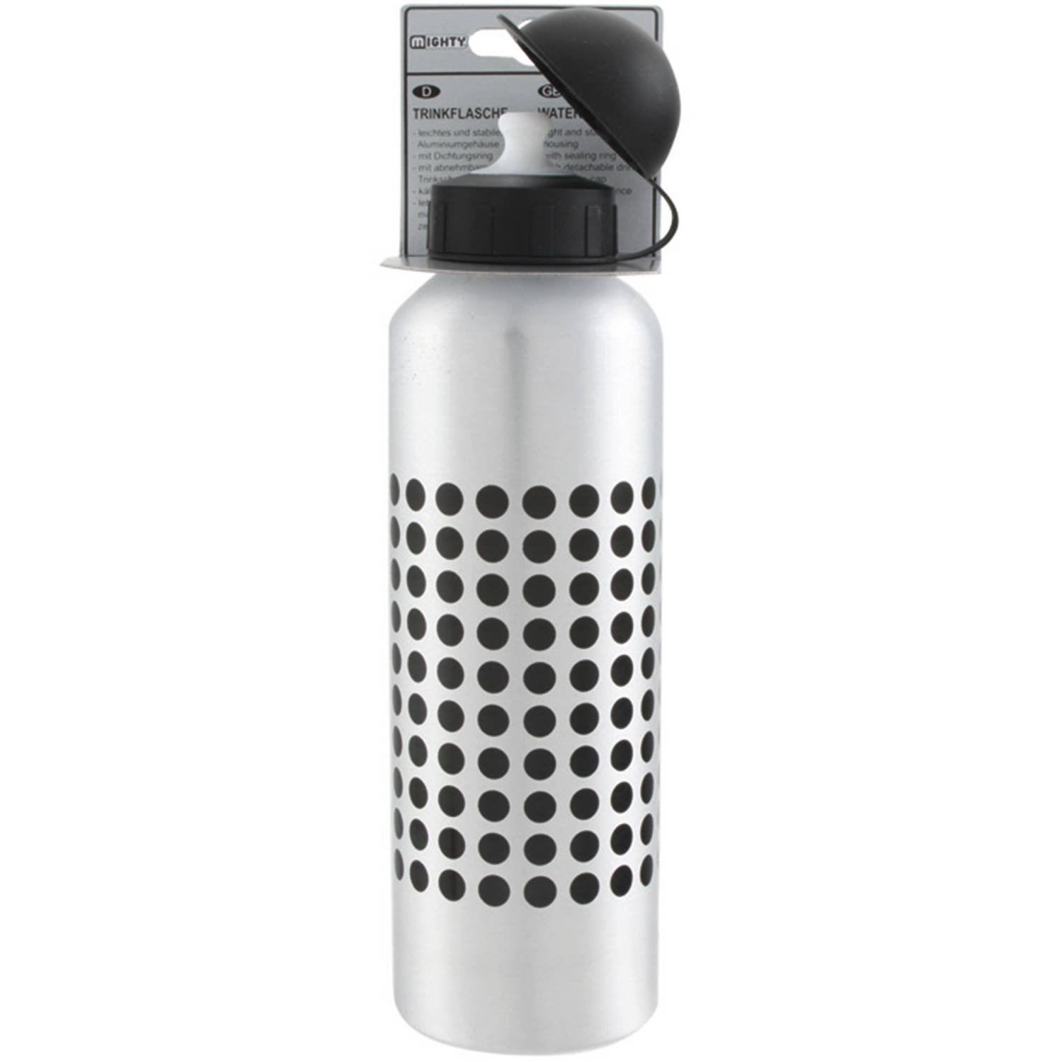 Ventura 750 ml. Alloy Water Bottle, Silver