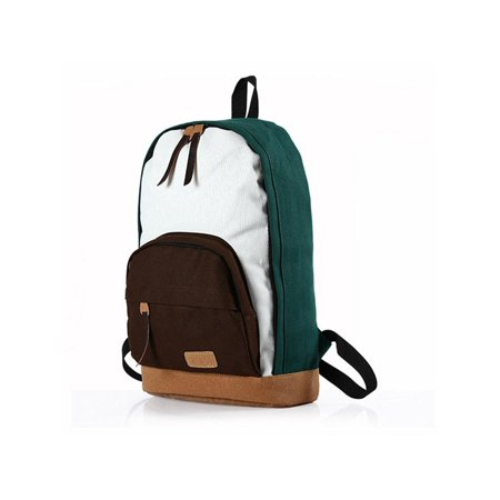 Women Canvas Casual Travel Handbag Backpack Satchel Shoulder Bag School Rucksack
