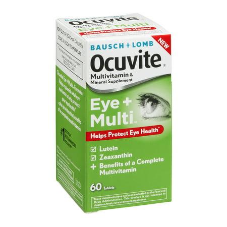 Ocuvite Eye Multi Reviews