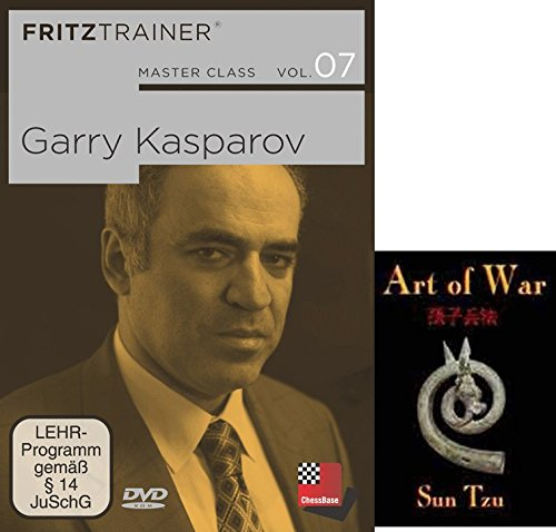 Master Class Vol. 7: Garry Kasparov -- Chess Biography - Software on DVD