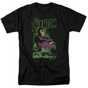 Phantom Jungle Protector Mens Short Sleeve Shirt
