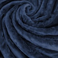 Bare Home Premium Ultra Soft Microplush Velvet Blanket
