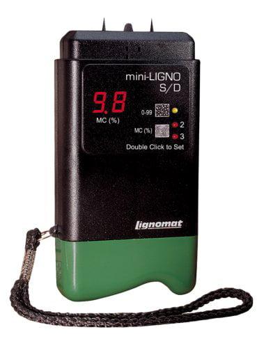 Lignomat SD-0 Moisture Meter Mini-Ligno S D by Lignomat