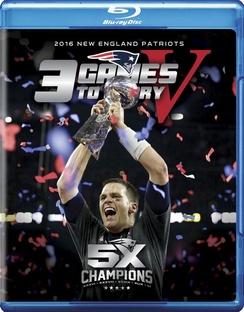 3 Games to Glory V (Blu-ray) by Gaiam Americas