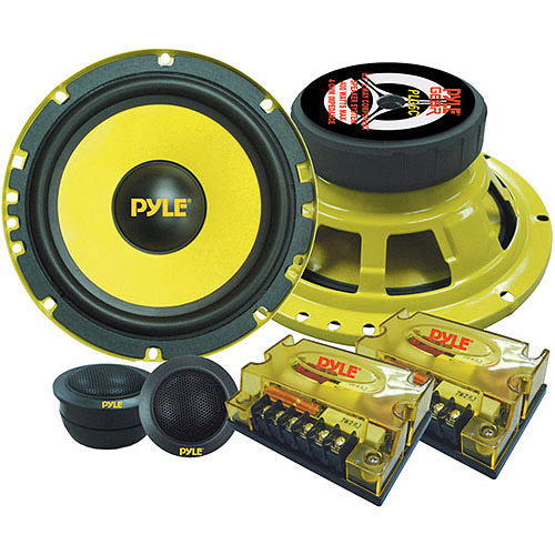 "Pyle 6.5"" Custom Gear Component Kit"