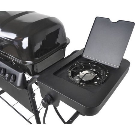 Expert Grill 58,000 BTU 6-Burner Gas Grill with Side Burner
