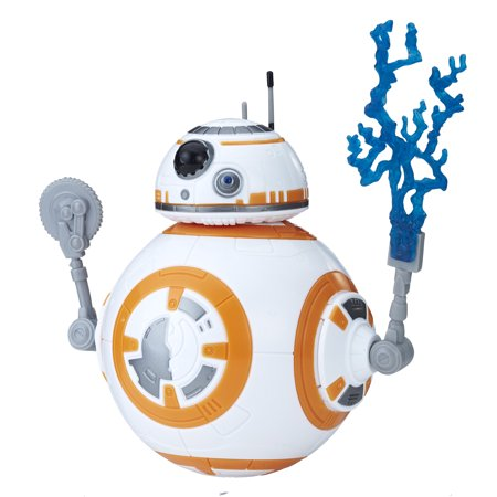 Star Wars The Last Jedi 12-inch-scale BB-8 Walmart Exclusive Figure - Star Wars Kids Gifts