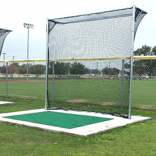 BSN Sports Baseball & Softball Backstop/Hitting Station