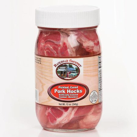 Pickled Cured Pork Hocks (Pork Salsa)