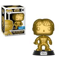 Funko POP! Star Wars: Luke Skywalker (Walmart Exclusive)