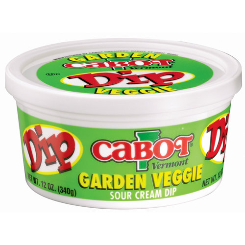 Cabot Garden Veggie Dip, 12 oz