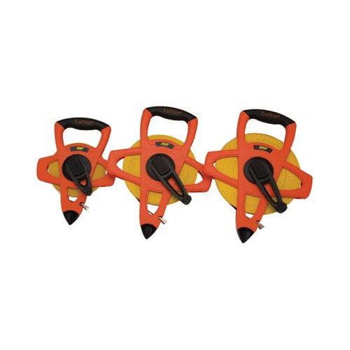 Cooper Tools Hi-Viz  Orange Reel Fiberglass Tapes - tape fbgl 1/2''x300' openreel
