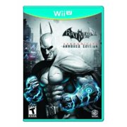 Warner Bros. Batman: Arkham City: Armored Edition (WiiU)