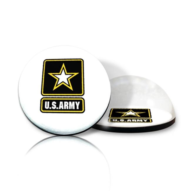 Paragon Innovations Company USARMYMAG2 MIL US Army Crystal Magnet